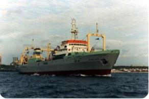 modern schip
